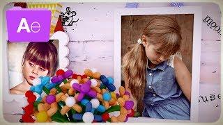 Создание детского слайд-шоу-Baby Slideshow
