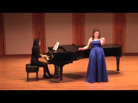 Vodka by George Gershwin - Samantha Dearborn, soprano