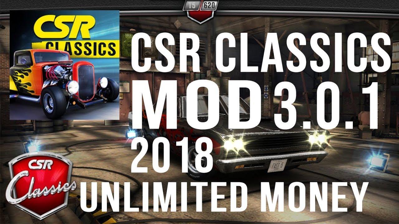 csr classics mod apk 2018