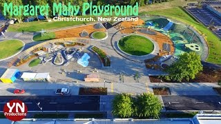 Margaret Mahy Playground in Christchurch, New Zealand