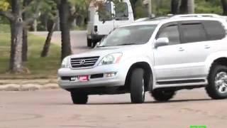 Автопарк Тест драйв Lexus GX 2008