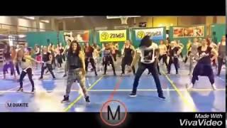رقص زومبا على p-square