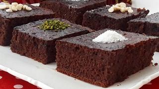 Islak Kek TarifiIslak Kek Nasıl YapılırGurbetinmutfagiYemek Tarifleri