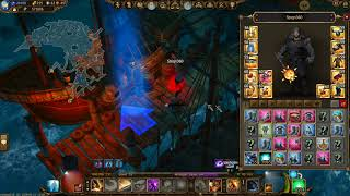 Drakensang Online / Finish Full Moon event 0-5600 inf2-3 solo / BROKEN MOUSE