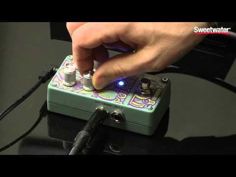 DigiTech Polara Stereo Reverb Pedal Review by Sweetwater Sound