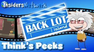 Poptropica: Back Lot Island