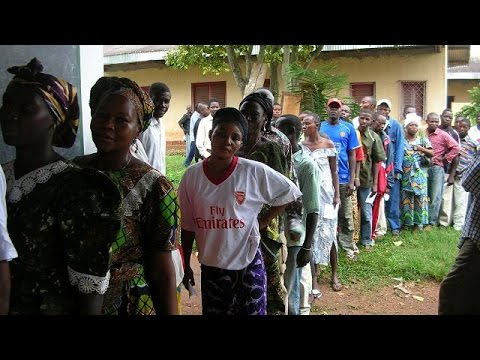 Central African Republic votes today