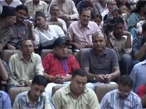 Speech of Madan Krisha Shrestha on 17th Prakas Memorial day
