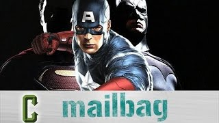 Collider Mail Bag - Civil War Vs Batman V Superman, Interest in Iron Giant