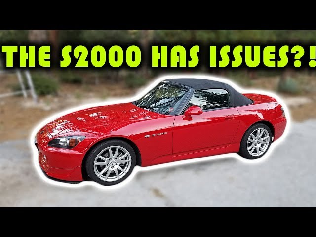 Common Issues With the Honda S2000 Download video - get video youtube