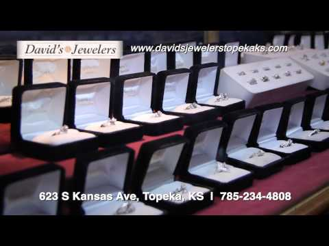 Get Downtown Topeka! David's Jewelers