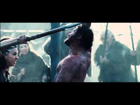 General of the Ninth Legion vs barbarian girl 'Shewolf' [HD]