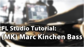 FL Studio Tutorial - Marc Kinchen (MK) Organ Bass using Korg M1 VST Plugin | PhillyGiles