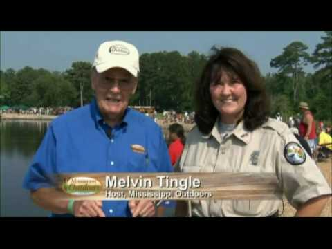 Mississippi Outdoors S22 E02 - Caney Creek WMA Squirrel Hunting, Neshoba County Fishing Rodeo