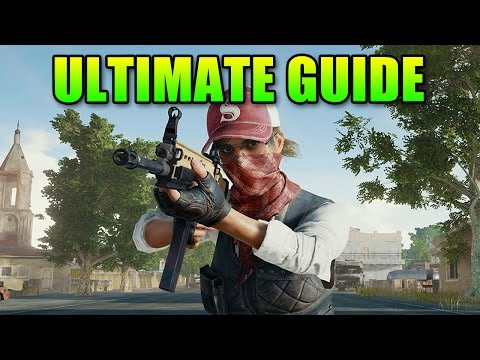 Ultimate Intermediate Guide To PlayerUnknown's Battlegrounds