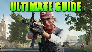Ultimate Intermediate Guide To PlayerUnknown