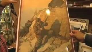 Adirondack Living Tv Visits Black Bass Antiques Part 2 Of 2