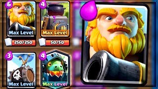 Clash Royale - ROYAL GG LADDER PUSH! Is It Good?