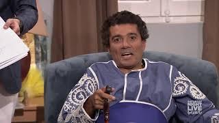 😂😂(لعشاق المفاجآت .. سكتش كله مفاجآت رهيبة حرفياً من ( خالد النبوى  - SNL بالعربى