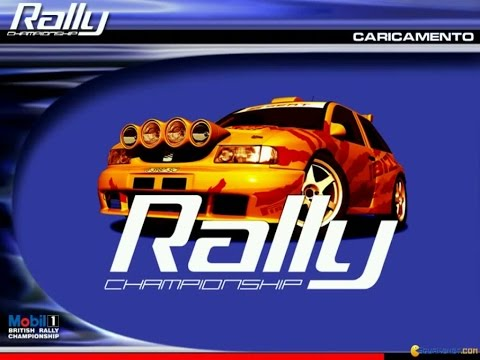 Rally Championship 2000 gameplay (PC Game, 1999)