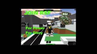 ROBLOX RSF Battle Theme