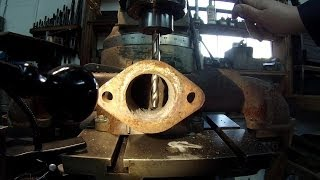 Exhaust Manifold Repair