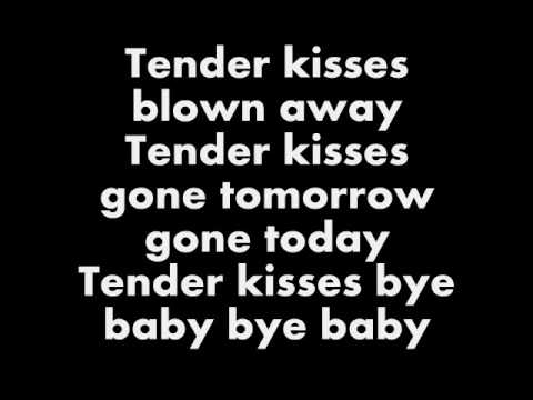 Tender Kisses♥- Traci Spencer [Lyrics]