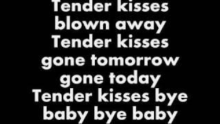Tender Kisses♥- Traci Spencer [Lyrics]