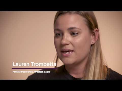 RetailMeNot Partner Testimonial - American Eagle -Lauren Trombetta