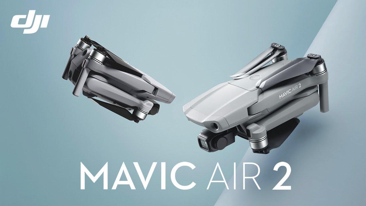 DJI Mavic Air 2 Unboxing