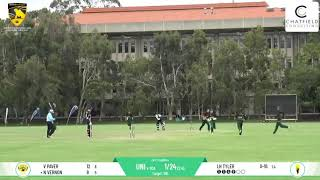 UCC vs Scarborough CC T20 Round 1 - Chatfield Livestreaming Highlights