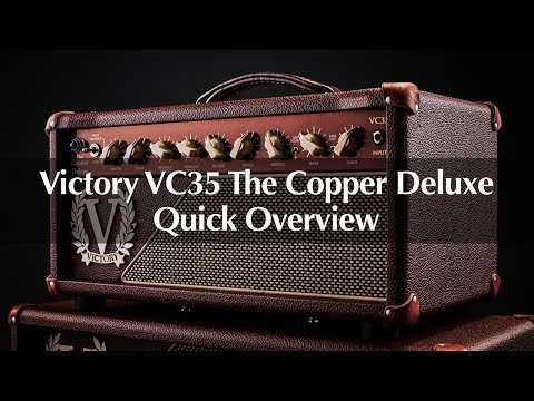 Download Victory VC35 The Copper Deluxe – Overview  Mp4 baru