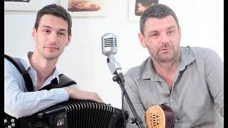 "Duo Accordéon Guitare – Chanson/Jazz manouche – ""Accordé swing"" – Medley"