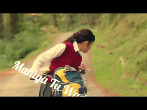 Mahiya Tu Wada Kar 😘😘new Romantic 😘😘😘WhatsApp Status 😍 Cute Queen Love Status Panjabi Statu😘