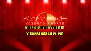 Prince Royce - El amor que perdimos (Versión Karaoke)