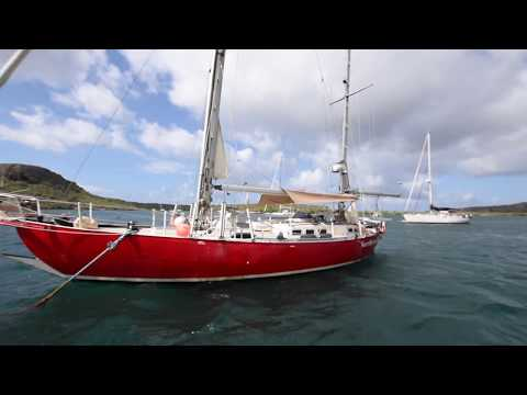 Joshua 42 Ketch 1977 for sale built by meta Marine in France