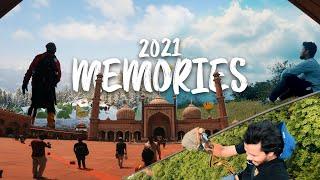 MEMORIES 2021 | TRAVEL VIDEO 2021 | MY YEAR 2021