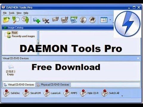 Скачать Daemon Tools для Windows XP 2019