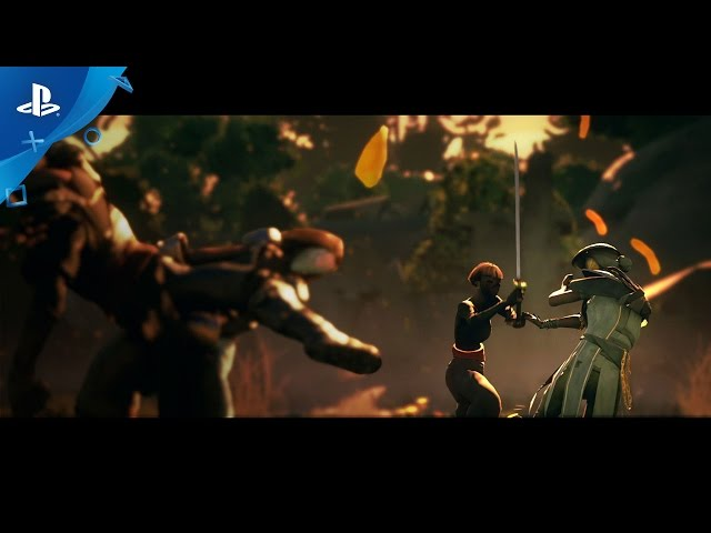 Absolver - PlayStation Experience 2016 Trailer | PS4