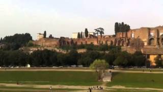 Real time tour - Romans Forum and Maximum circle