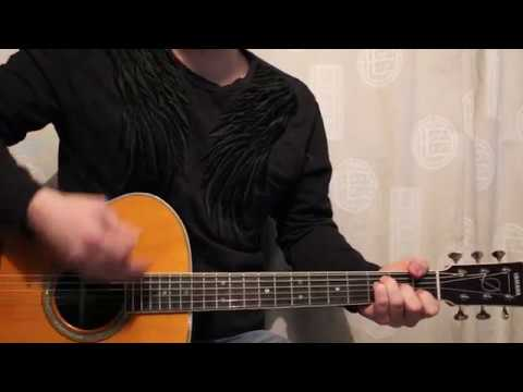 HOW TO PLAY quotTHE SPANIARDSquot By BILLY CORGAN HD  Chords Included