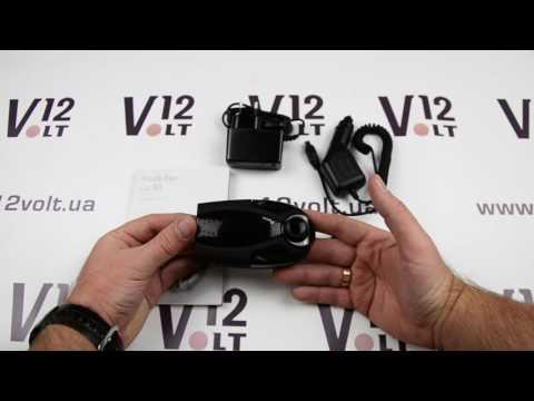 Видеообзор громкой связи Parrot Minikit