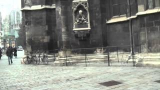 АВСТРИЯ: Площадь у собора Стефана в Вене... Austria Wien(Смотрите всё путешествие на моем блоге http://anzor.tv/ Мои видео путешествия по миру http://anzortv.com/ Форум Свободных..., 2011-12-21T14:29:12.000Z)