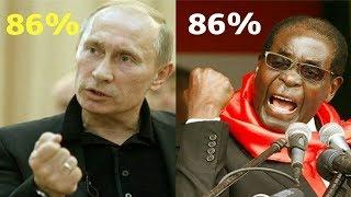 Почему Путин идет на выборы? За это и убили Немцова.