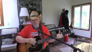 1281 -  Achy Breaky Heart -  Billy Ray Cyrus cover with chords and lyrics