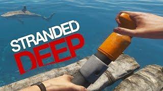 Stranded Deep — ВЫЖИВАНИЕ НА ОСТРОВАХ!
