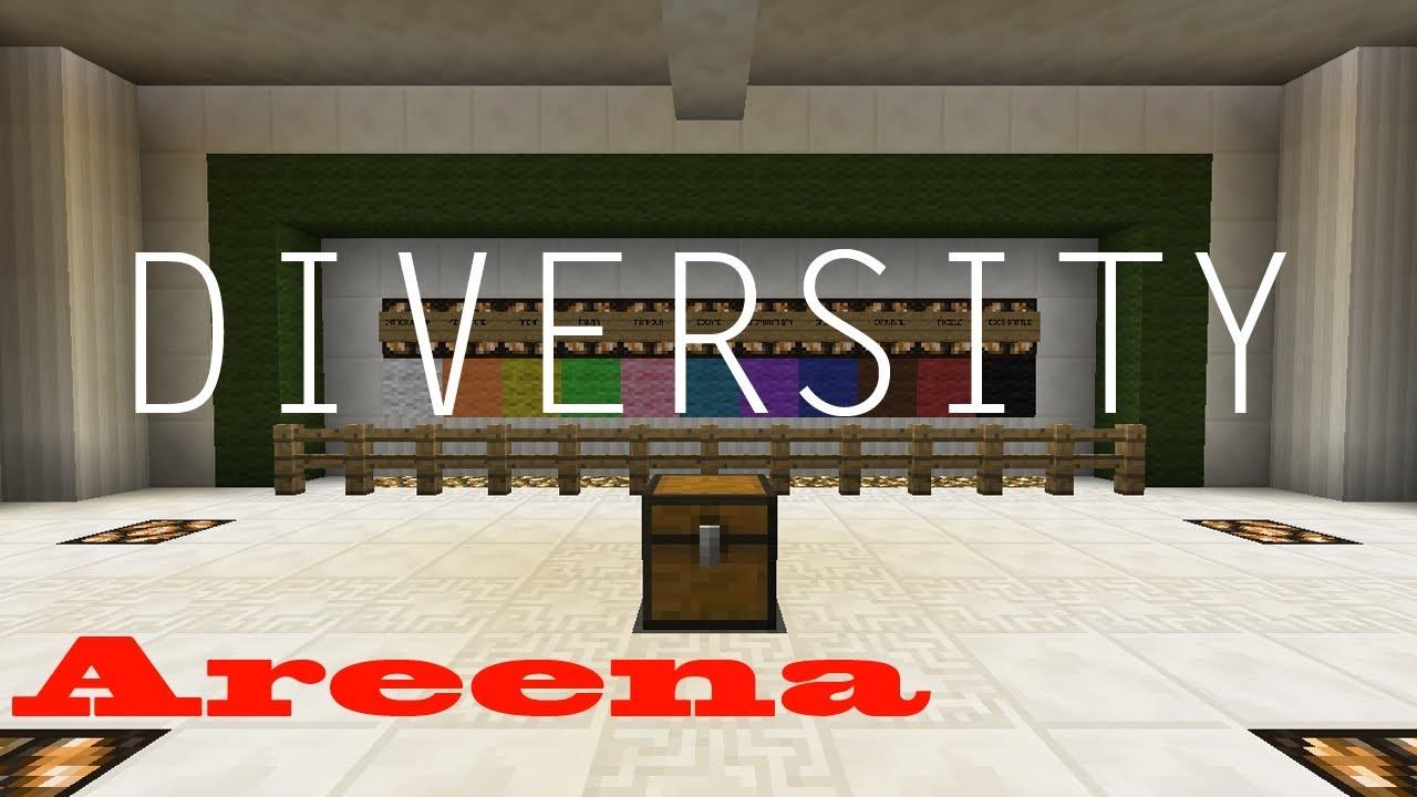 Скачать Diversity 2 для Minecraft - RU-M.ORG