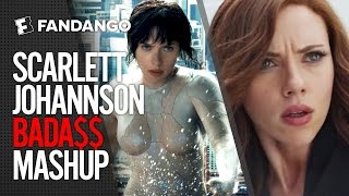 Scarlett Johansson Is Extremely Dangerous Mashup (2017) | Movieclips Trailers
