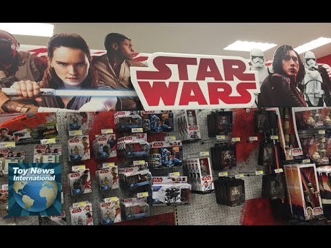 Star Wars Force Friday II | Searching For The Last Jedi Toys | Unboxing | & Reveals