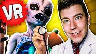 JANEK JEST KOSMITĄ?! (Surgeon Simulator VR)